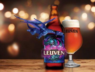 Cerveja Leuven – Realidade Aumentada nas Embalagens