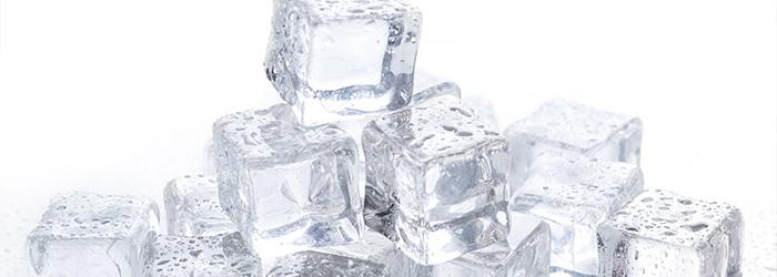 Seu consumo de gelo é significativo