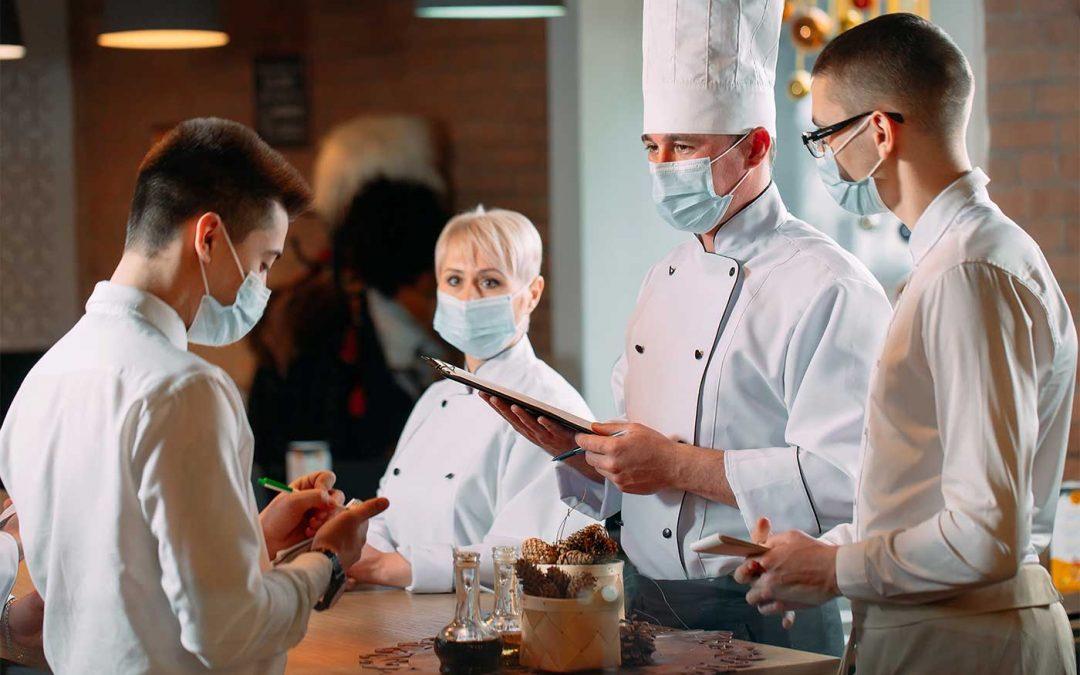 Fluxo, tempo e movimento no setor de food service